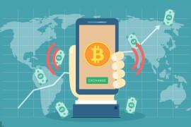 虚拟币交易平台搬砖赚了利润在1300元左右