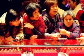 中国大妈进入区块链市场时,意味着这波牛市正在走向结束