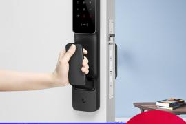 小米智能指纹锁怎么样,小米智能蓝牙门锁优缺点好用吗,最新评测